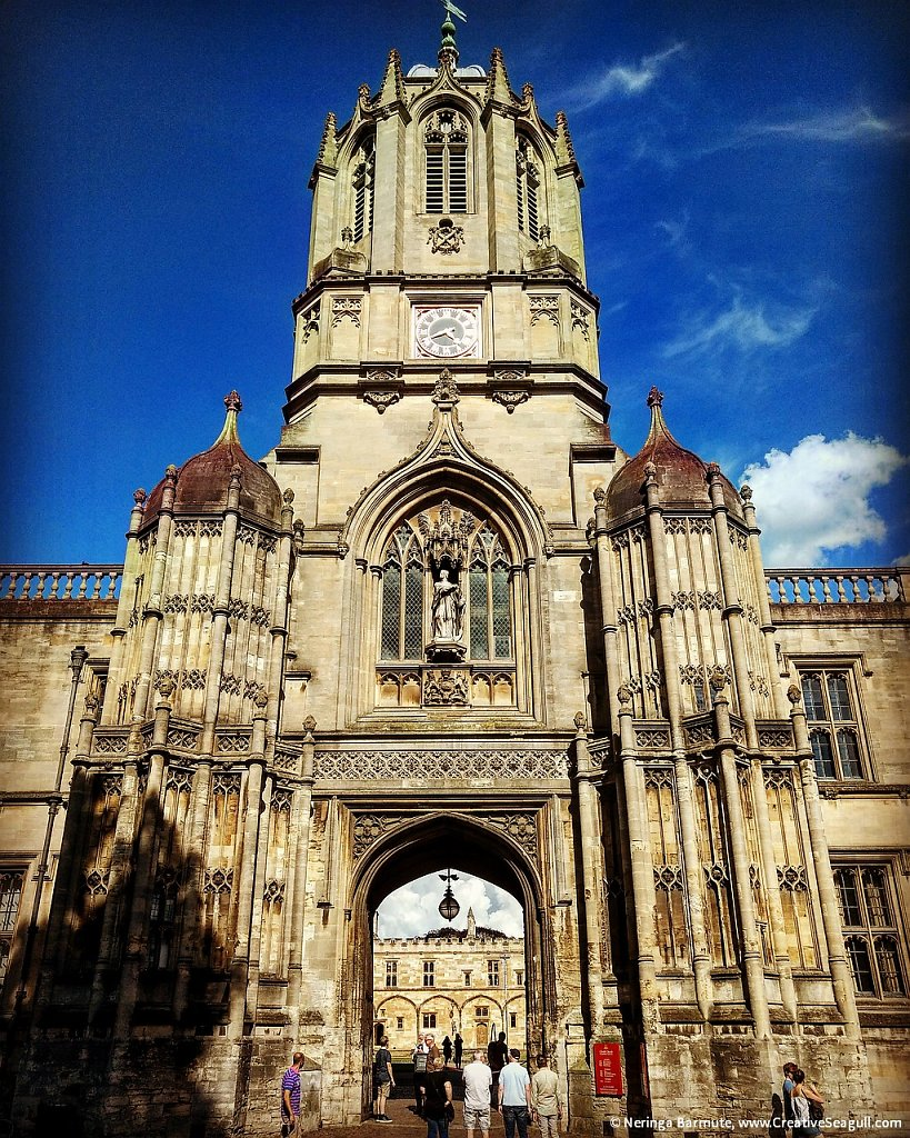 Christ Church in Oxford