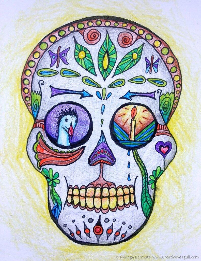 Sugar Skull: Remembrance